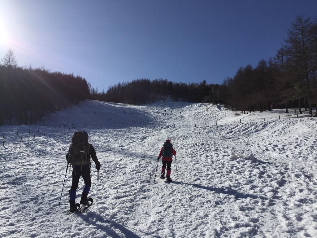 入笠山・入笠山スキー場