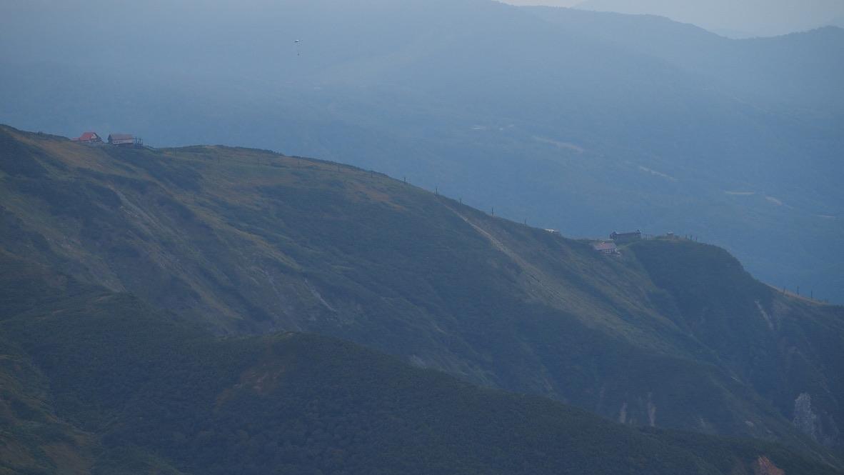 五竜岳・八方尾根のリフト