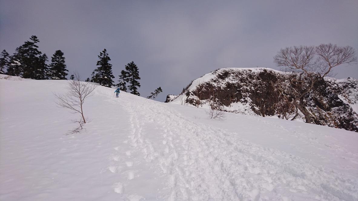 武尊山・登山開始!