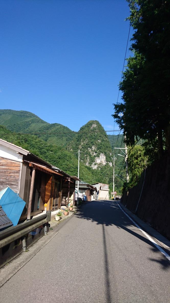 鷹ノ巣山・日原からの稲村岩