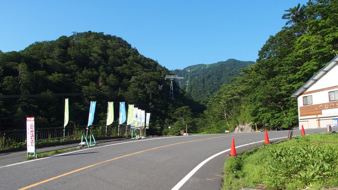 谷川岳・リベンジ開始