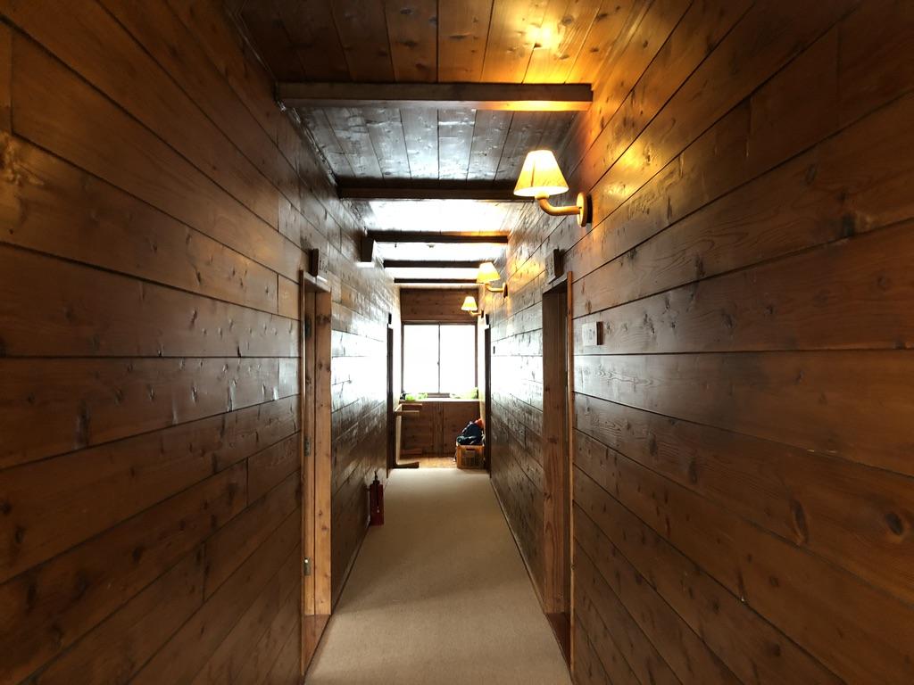 赤岳鉱泉・2階
