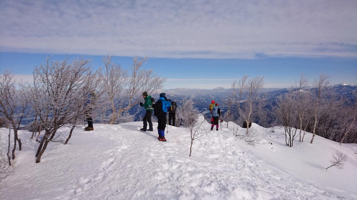 黒檜山の絶景スポット・展望台
