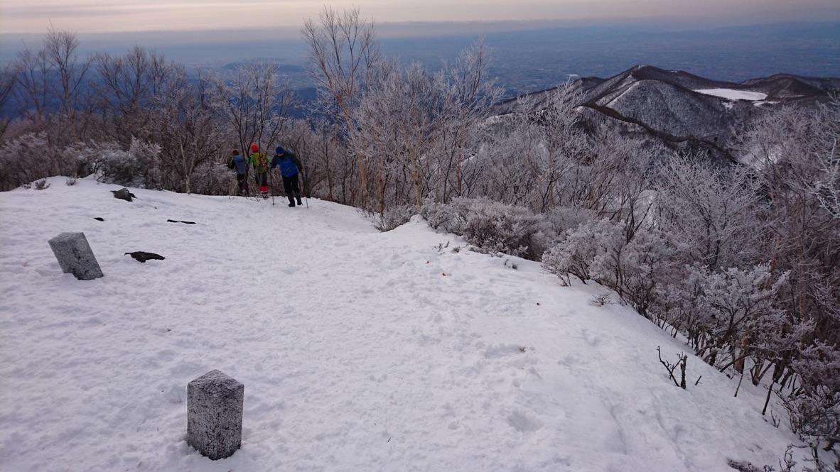 黒檜山大神から次は、駒ヶ岳に向かいます