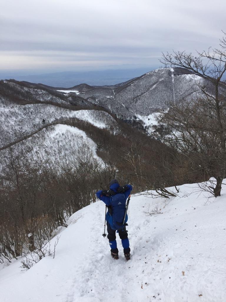 黒檜山大神から次は、駒ヶ岳に向かいます2