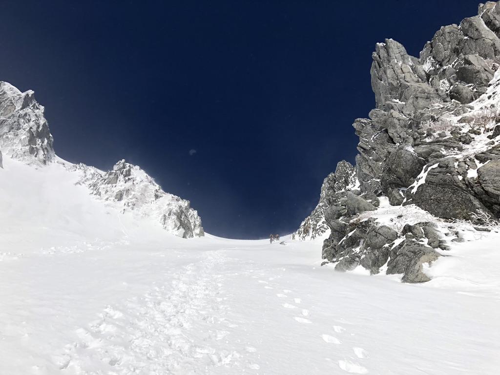 木曽駒ケ岳・千畳敷カール・八丁坂は続きます