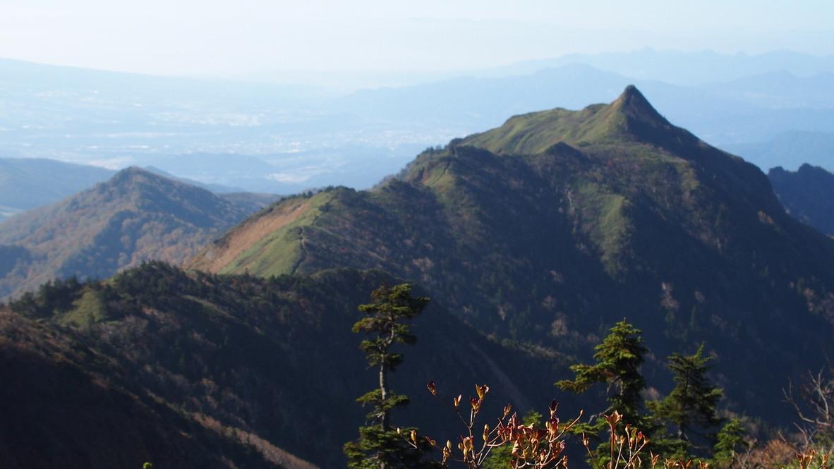 武尊山・剣ヶ峰山