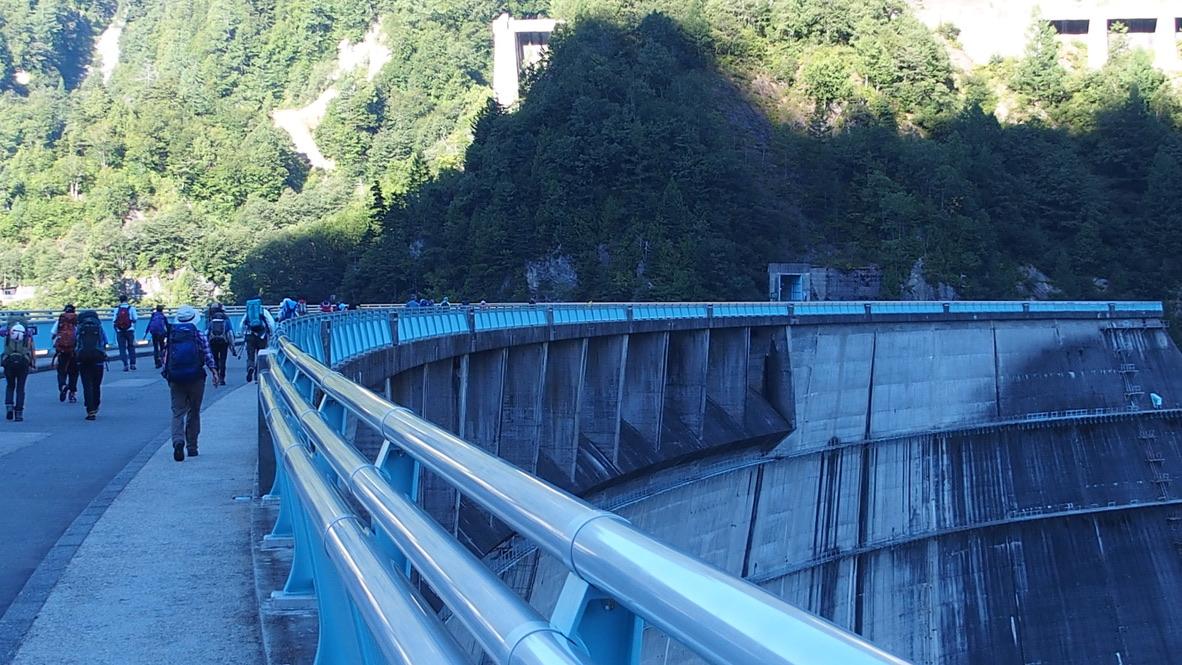立山・黒部ダム