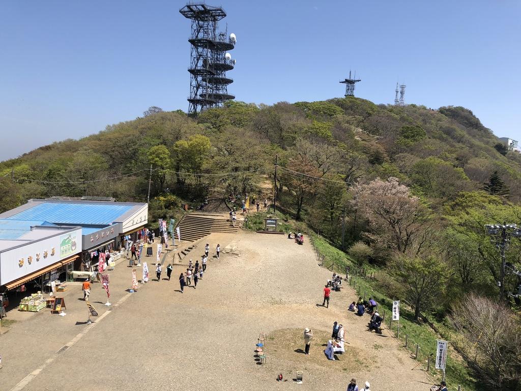 筑波山・御幸ヶ原・女体山