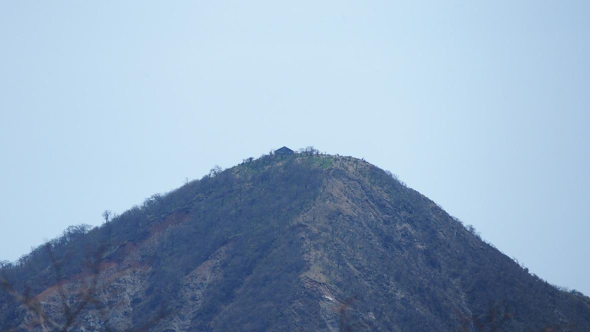 檜洞丸・蛭ヶ岳と蛭ヶ岳山荘