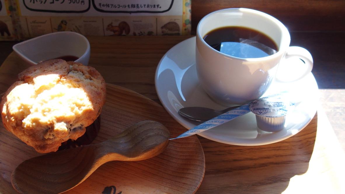 天狗岳(東天狗、西天狗)・黒百合ヒュッテで食後のコーヒー