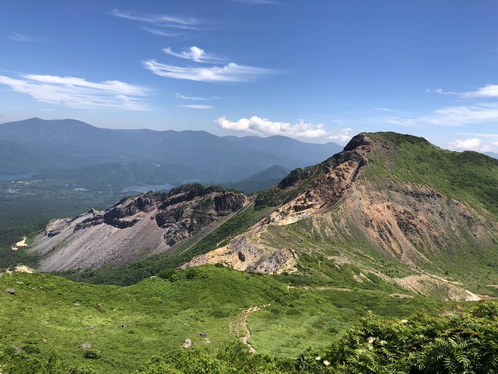 磐梯山・櫛ヶ峰
