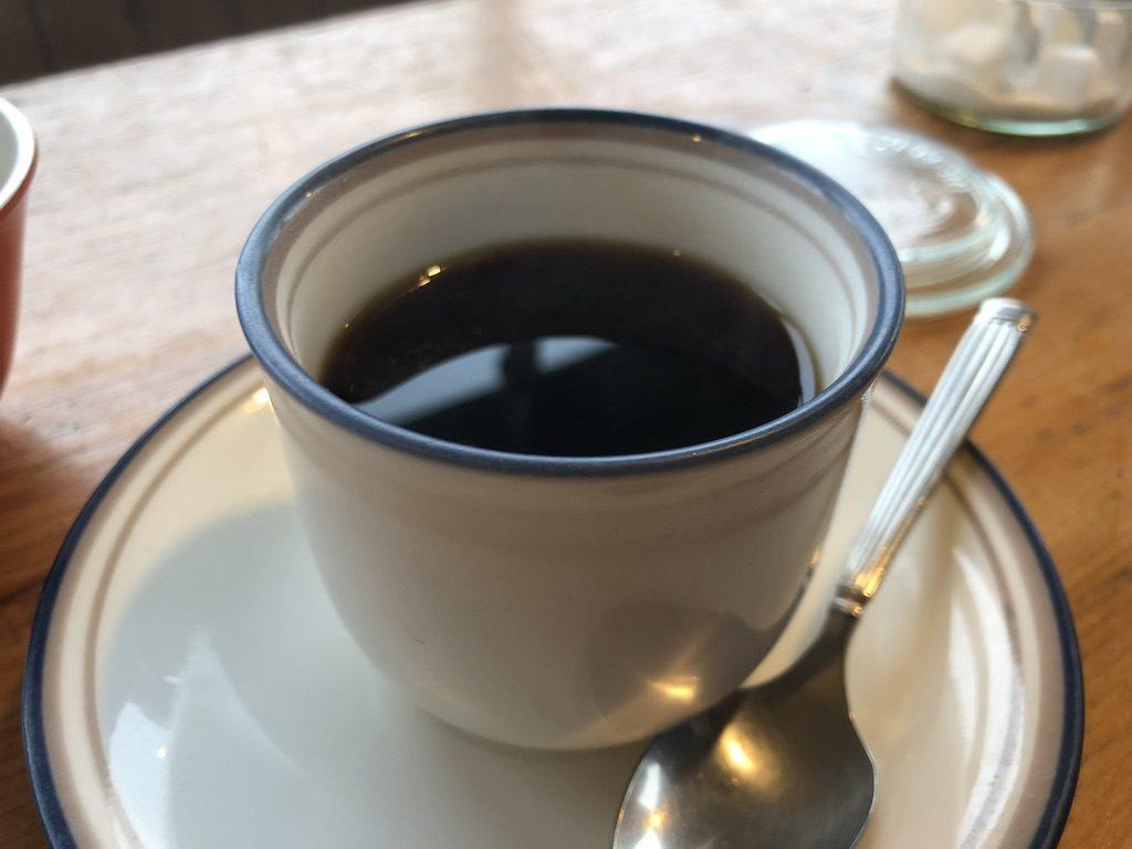 雲ノ平・三俣山荘のサイフォンで淹れたコーヒー