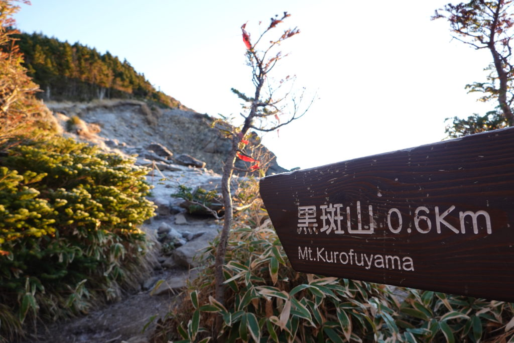 浅間山(前掛山)・トーミの頭へ