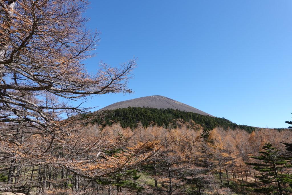浅間山(前掛山)・草すべり近辺は浅間山の絶景ビューポイント!
