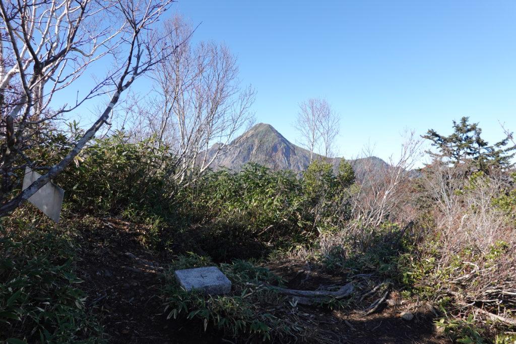 高妻山・戸隠山・九頭龍山山頂からの高妻山
