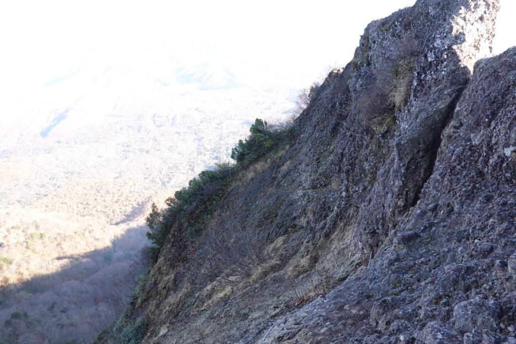 高妻山・戸隠山・蟻の塔渡り・エスケープルート