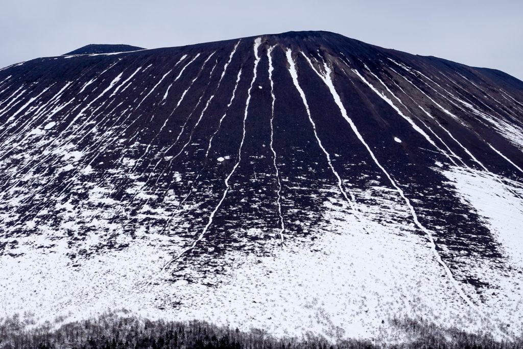 残雪期・浅間山・ザ・浅間山