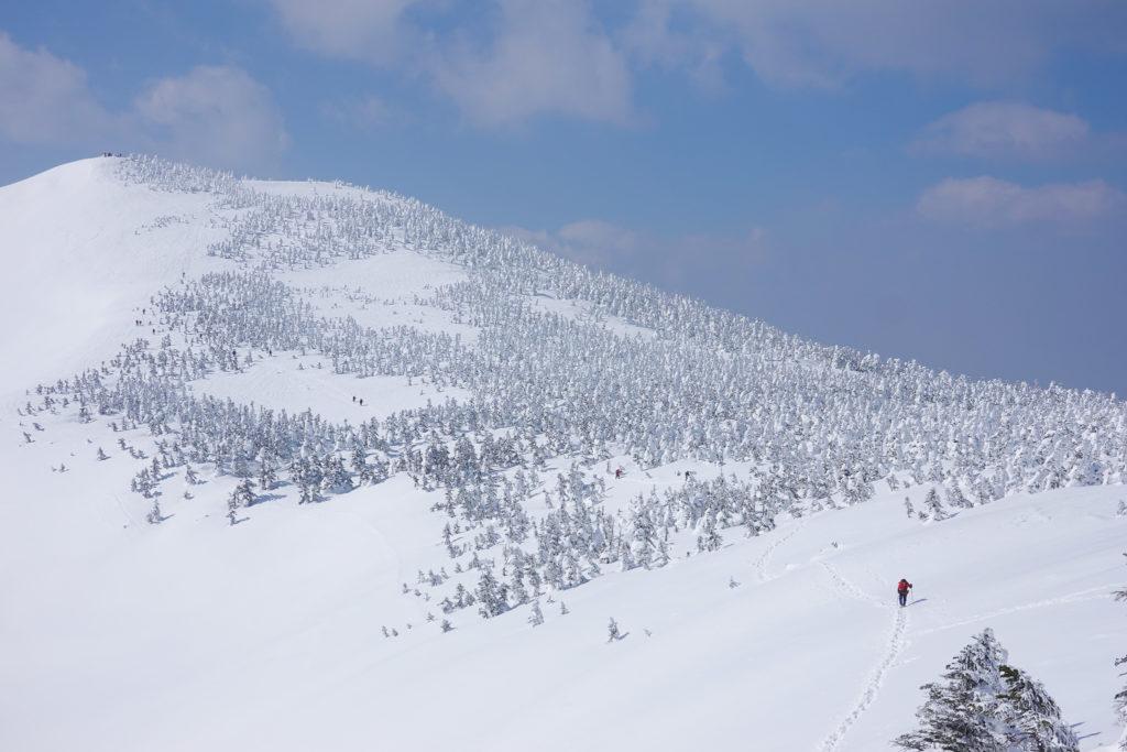 残雪期・西吾妻山・西大巓を振り返る