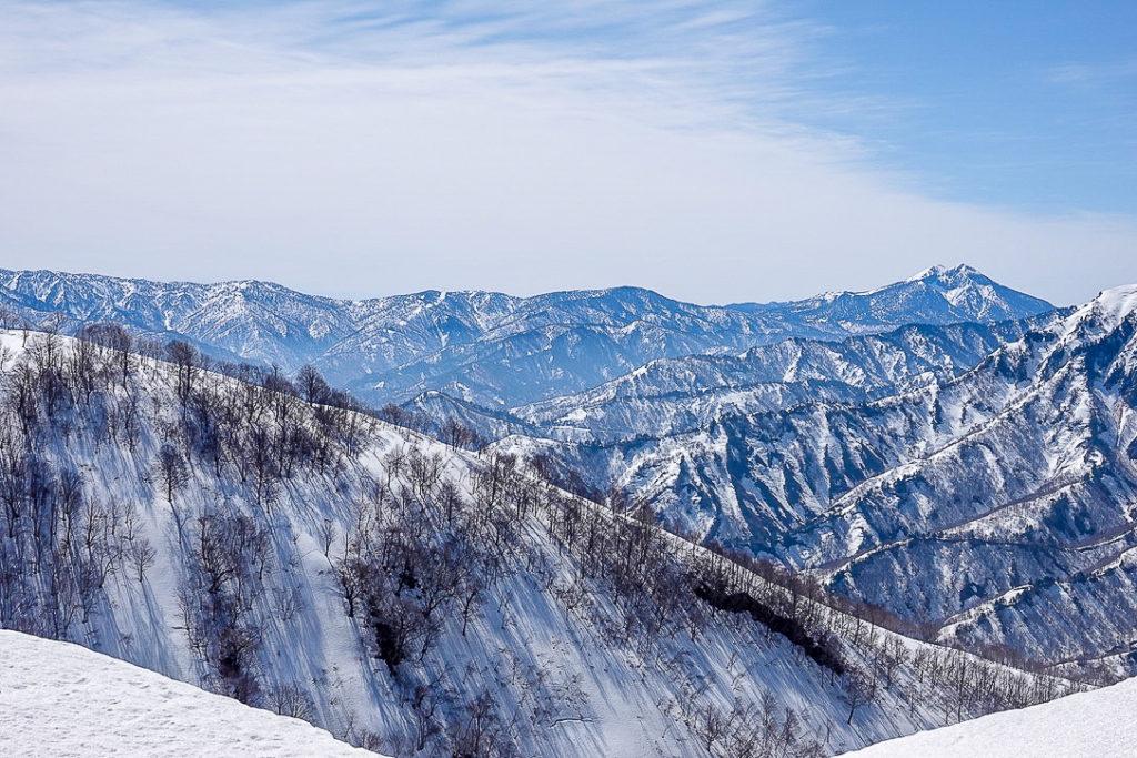 残雪期・日向倉山・尾瀬(燧ヶ岳)が見えた!