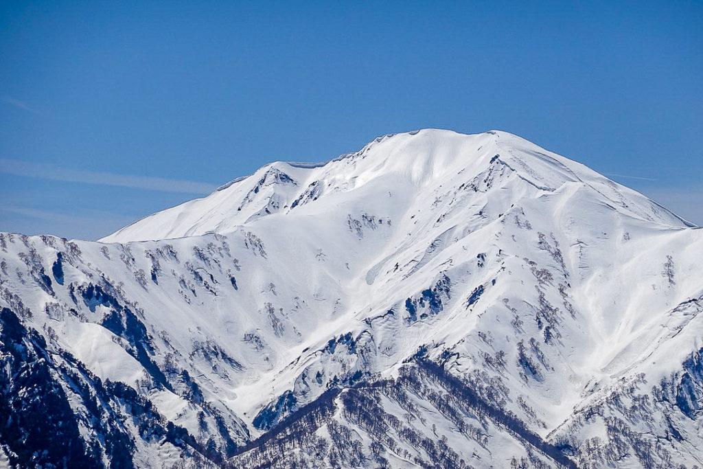 残雪期・日向倉山・中ノ岳