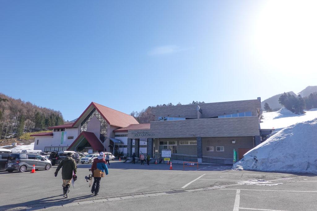 残雪期・日光白根山・丸沼高原スキー場