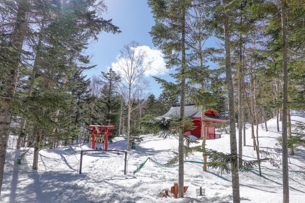 残雪期・日光白根山・再びの二荒山神社