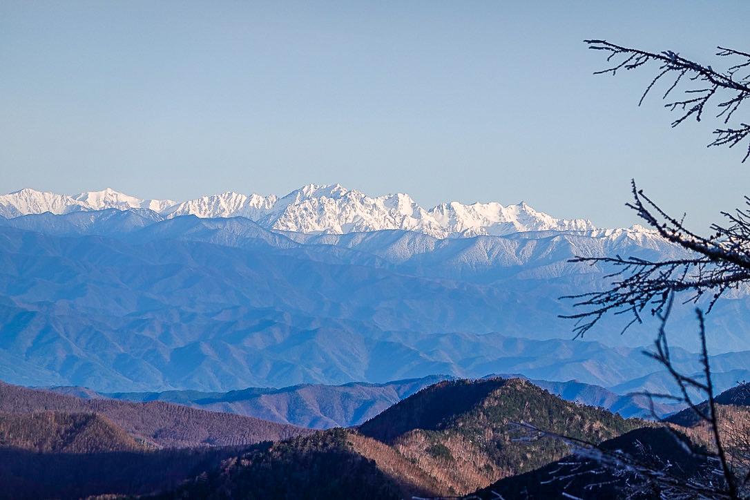 残雪期・甲斐駒ヶ岳・北アルプス(穂高連峰、槍ヶ岳など)