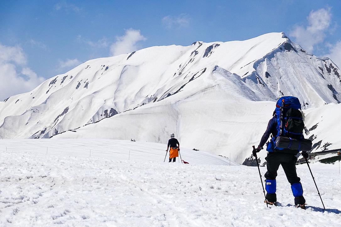 残雪期・立山(雄山)・奥大日岳