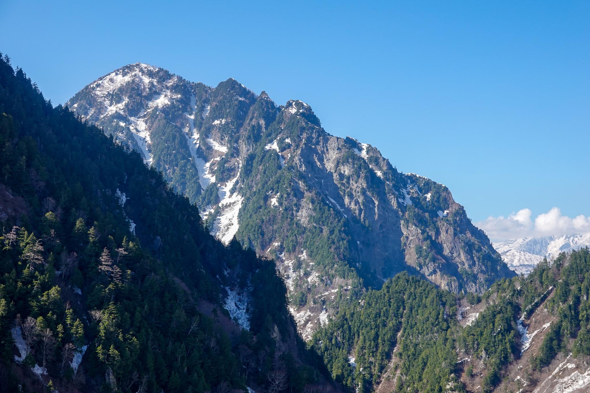 残雪期・立山(雄山)・黒部別山