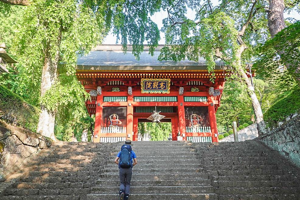 妙義山・表妙義(白雲山、相馬岳)・妙義神社