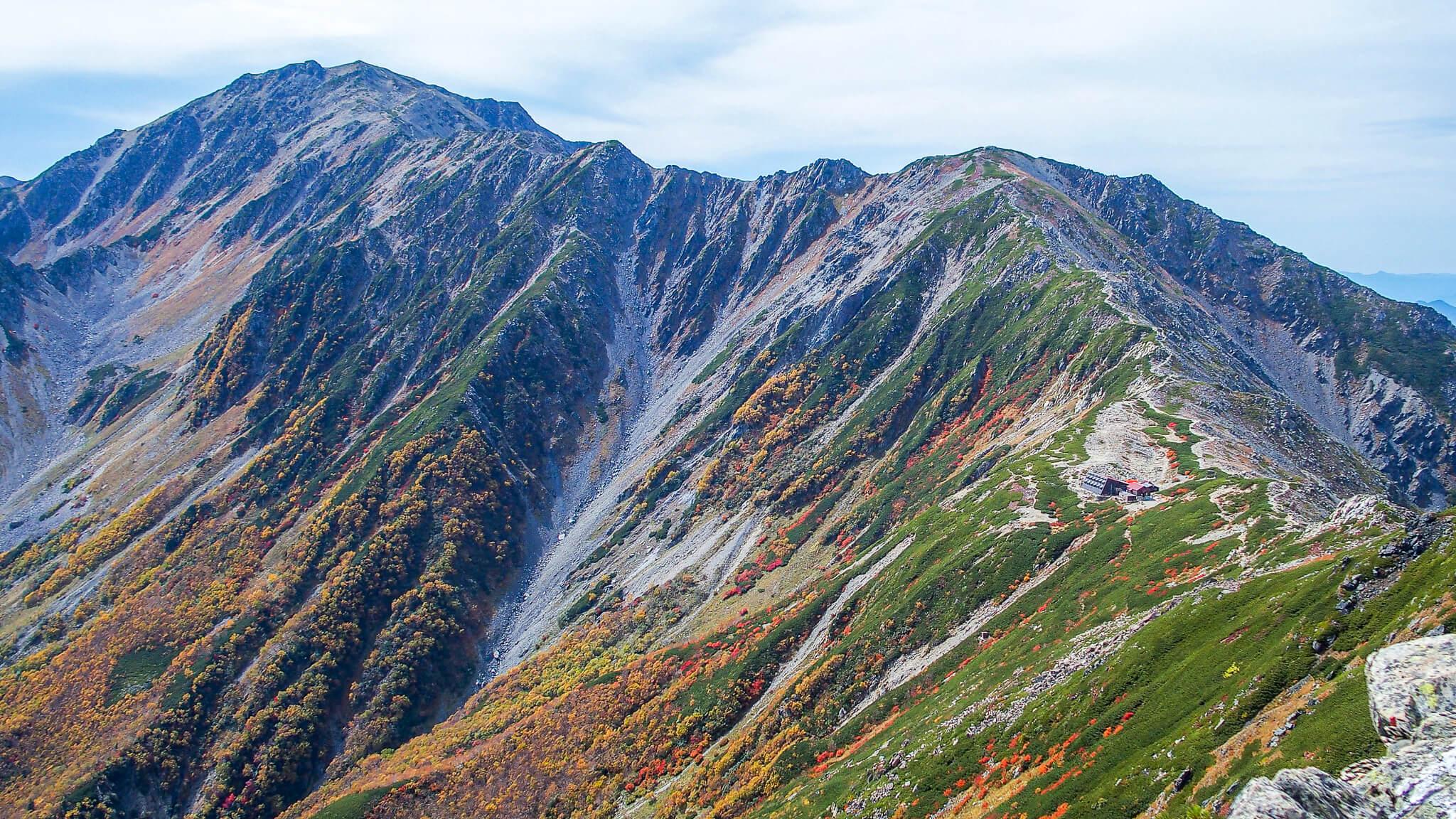 北岳・北岳山荘へ