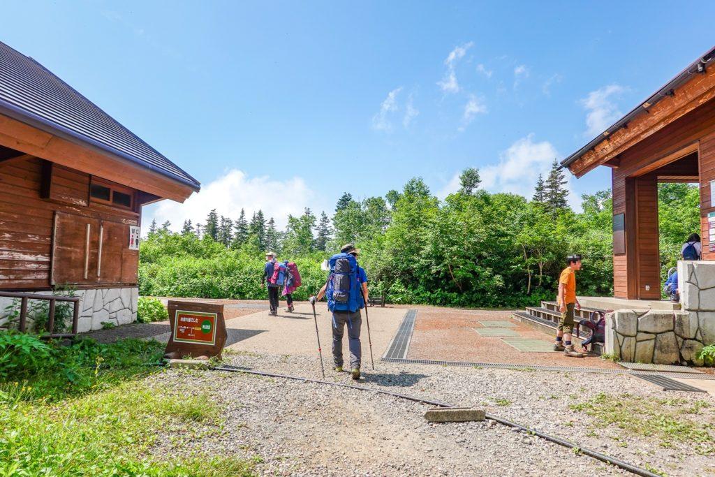 白馬岳・栂池自然園・ビジターセンター