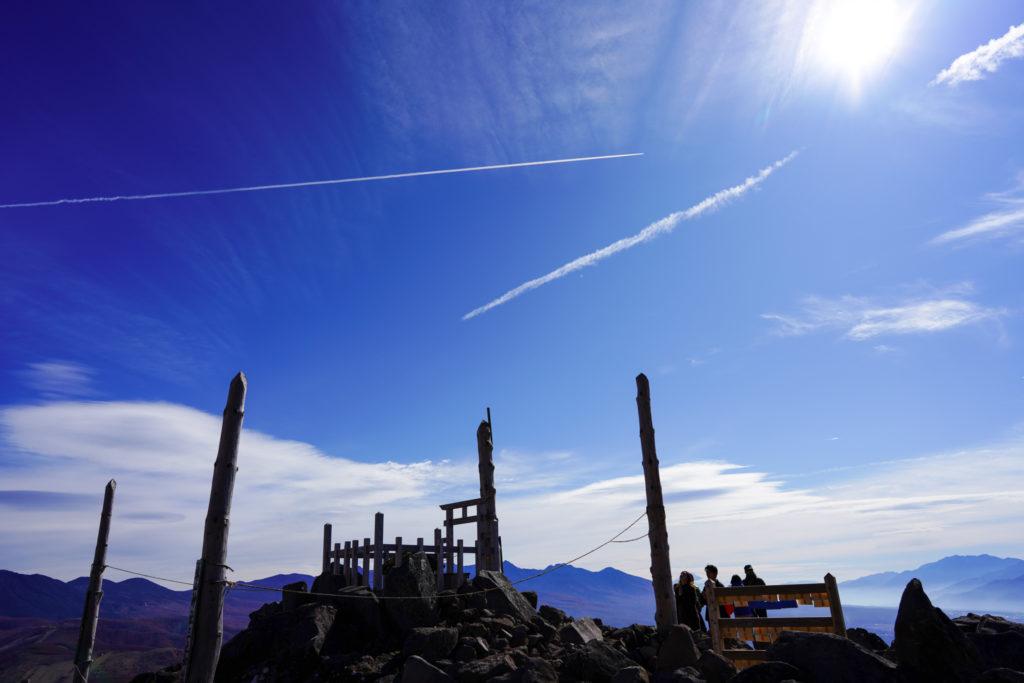 霧ヶ峰・車山神社