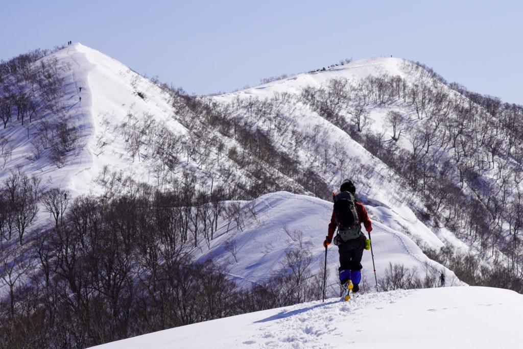 残雪期・東谷山・日白山・日白山はまだ先です