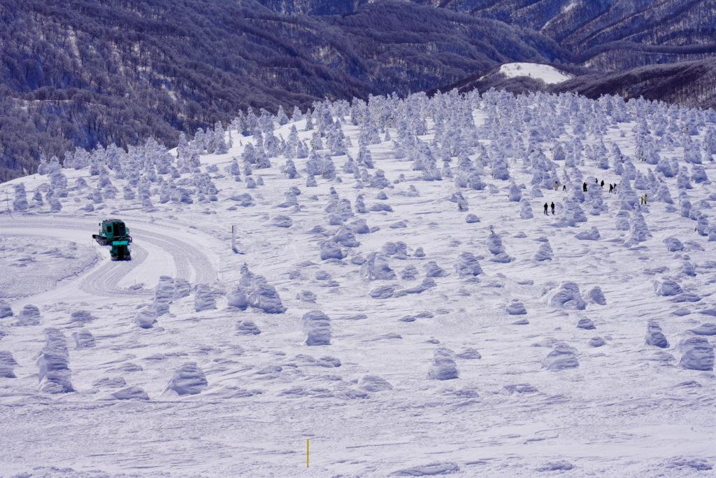 残雪期・蔵王山(熊野岳・刈田岳)・スノーモンスターめぐり?