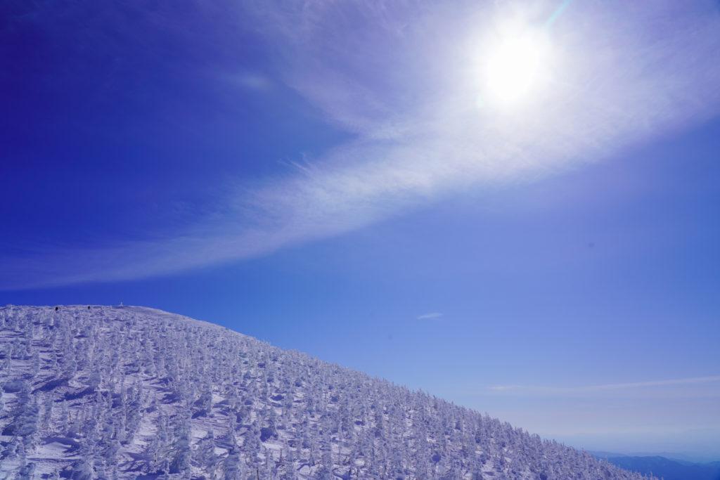 残雪期・蔵王山(熊野岳・刈田岳)・地蔵山