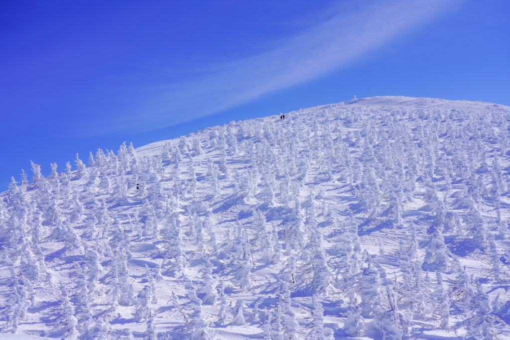 残雪期・蔵王山(熊野岳・刈田岳)・三宝荒神山?
