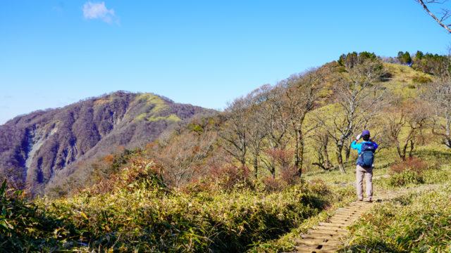 塔ノ岳・丹沢山・竜ヶ馬場
